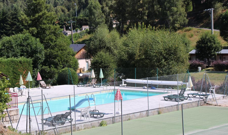 Piscine municipale de Saint-Just