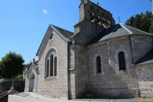Eglise du bourg de Saint Just