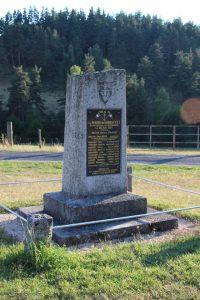 Mémorial de la résistance à Saint Just
