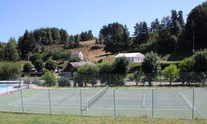 Terrain de tennis de Saint Just