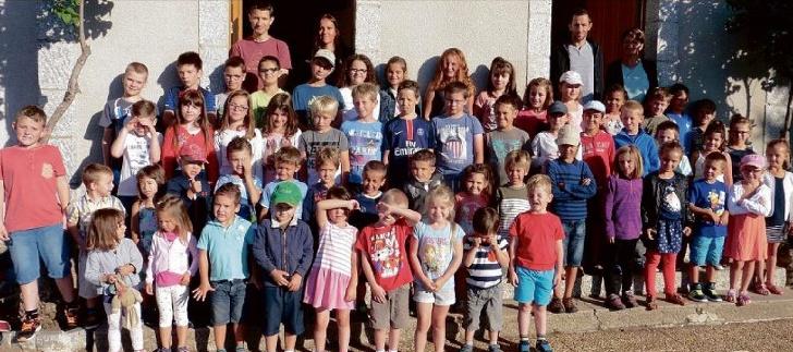 Ecole Loubaresse 2016