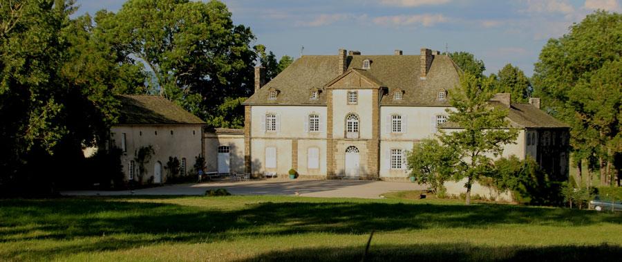 Faverolles - Chateau du Chassan