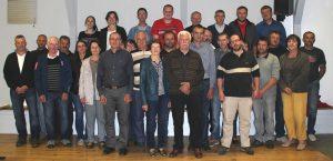 Conseil municipal Val d'arcomie