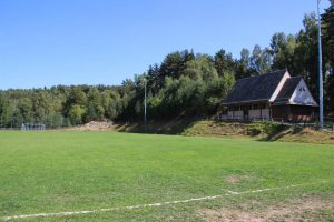 Terrain de foot de Saint Just
