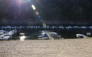 Base nautique bateaux de plaisance à moteur