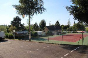 Camping et tennis de Faverolles