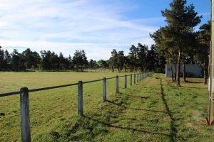 Terrain de foot de Faverolles
