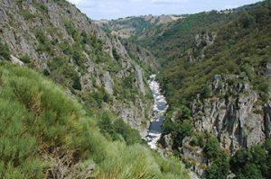 Les Gorges du Bes et Arzenc d'Apcher